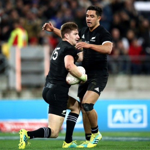 Test Match: All Blacks sotto tono vincono 26 a 13 contro la Francia
