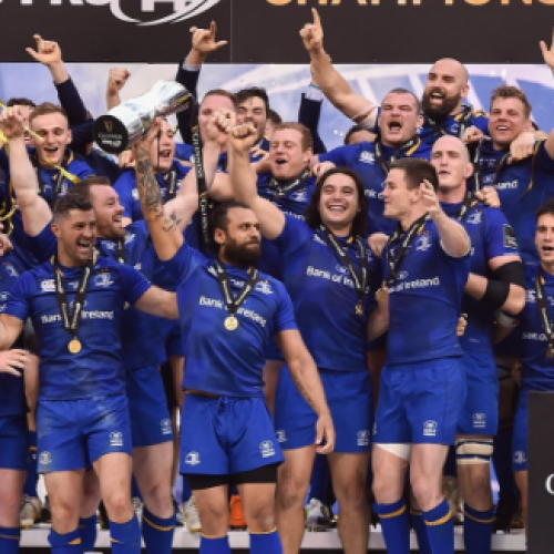 Tutte le mete di Leinster-Scarlets 40-32 [VIDEO]