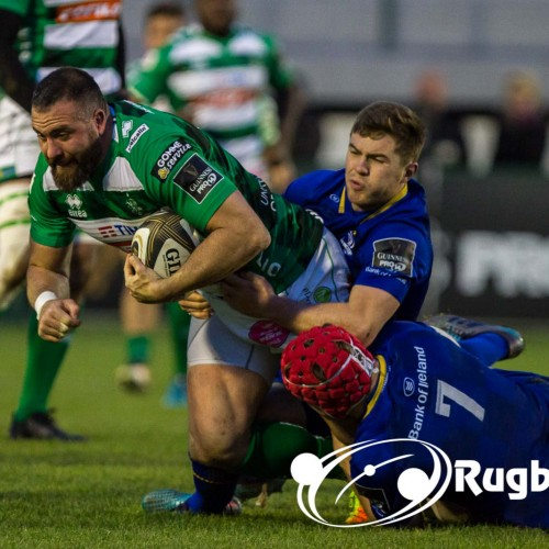 Tutte le mete di Zebre-Connacht e Benetton-Leinster [VIDEO]