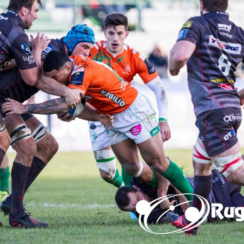 Ultimo match di Champions Cup per il Benetton Rugby Treviso