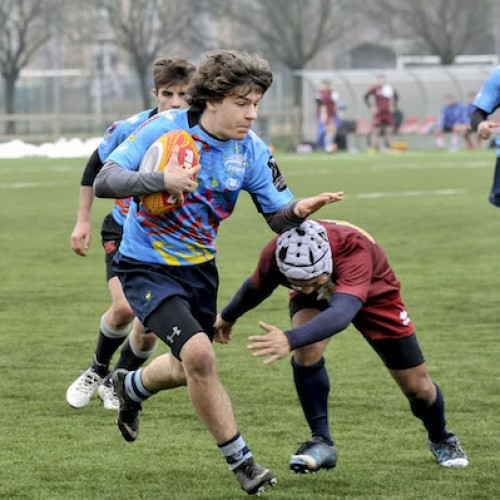 Under 18: Zebre battono Dogi 34-17