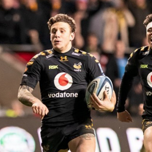 Wasps di Matteo Minozzi in semifinale di Premiership [VIDEO]