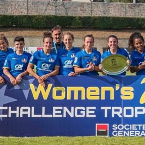 Women Grand Prix Series: Italia Femminile nona