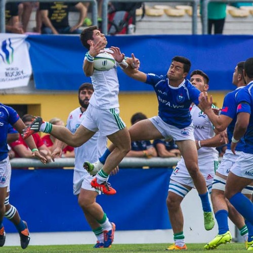 World Rugby U20 Championship: calendario e stadi dell'edizione 2020