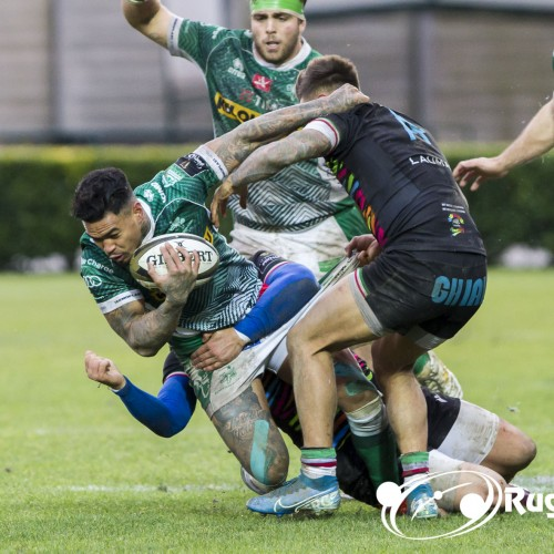 Zebre-Benetton 20-25, gli highlights [VIDEO]