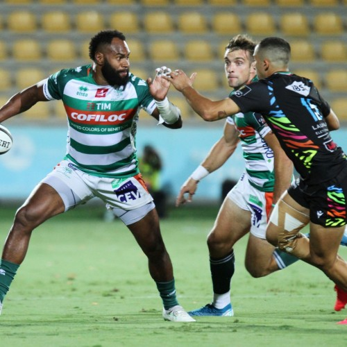 Zebre Rugby - Benetton Rugby 9-16