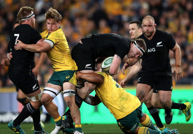 Australia - All Blacks 13-38