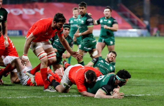 Munster batte Connacht e vola in finale [VIDEO]