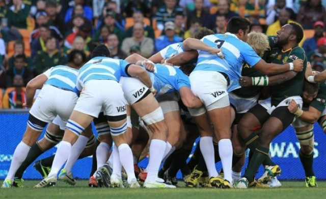 Preview Sud Africa - Argentina